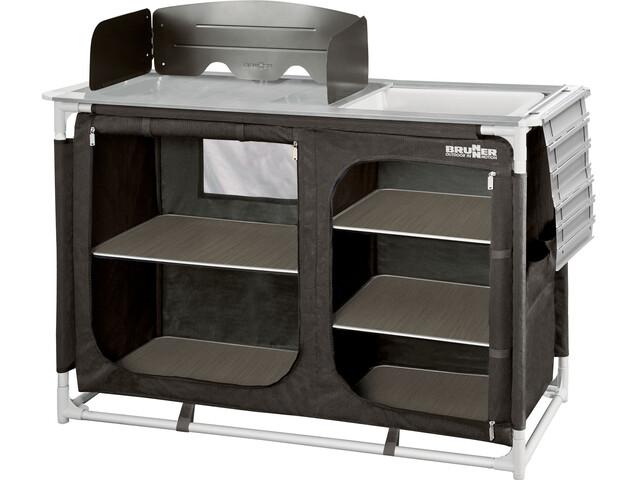 Brunner Azabache CTW HWT Küchenschrank schwarz